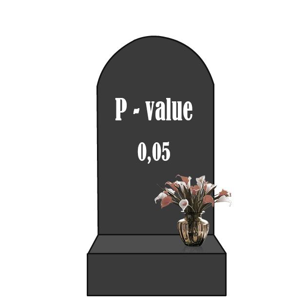 p-value-morte