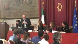 Convegno Data to Change, ideato e organizzato dal Dipartimento Politiche Europee e dall'Associazione InnovaFiducia presso la Camera dei Deputati
